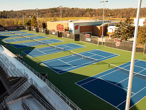 Nielson Tennis Court Replacement