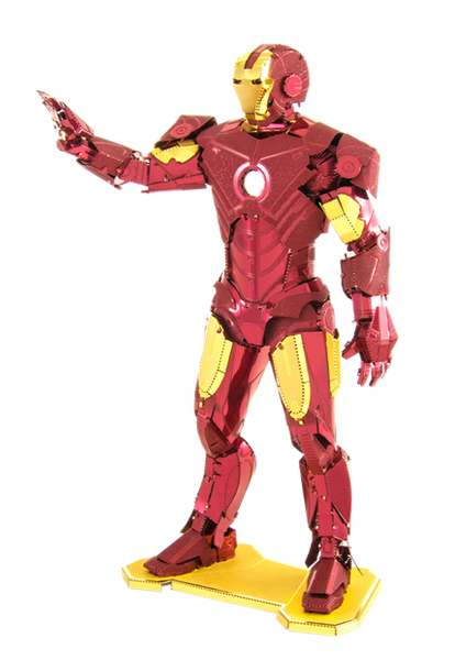 Iron Man Suit - Metal Earth model kit