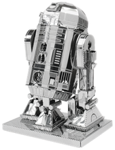 "Load image into Gallery viewer, Star Wars ""R2-D2"" - Metal Earth model kit"