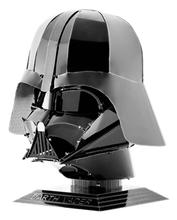 "Load image into Gallery viewer, Star Wars ""Darth Vader"" Helmet - Metal Earth model kit"