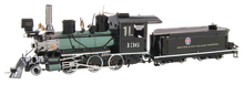 Load image into Gallery viewer, Wild West 2-6-0 Locomotive - Metal Earth model kit
