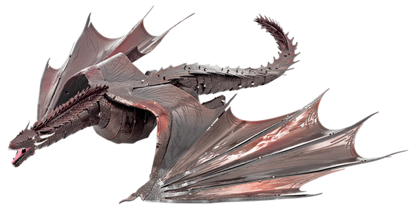 "Game of Thrones ""Drogon"" - Metal Earth model kit"