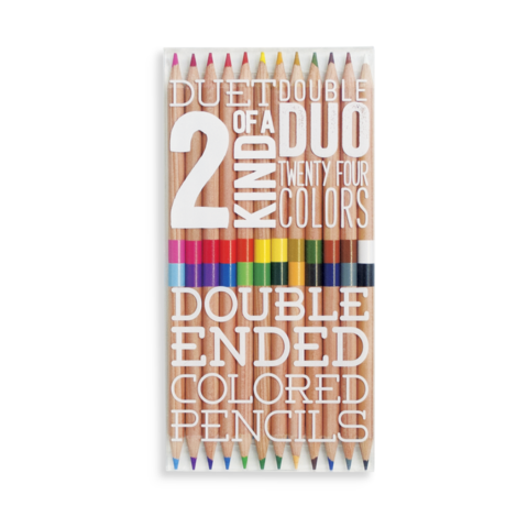 2-Of-A-Kind Colored Pencils