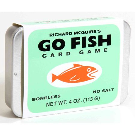 Go Fish Card Game Deck