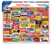 """Candy Wrappers"" Jigsaw Puzzle (1000 piece)"