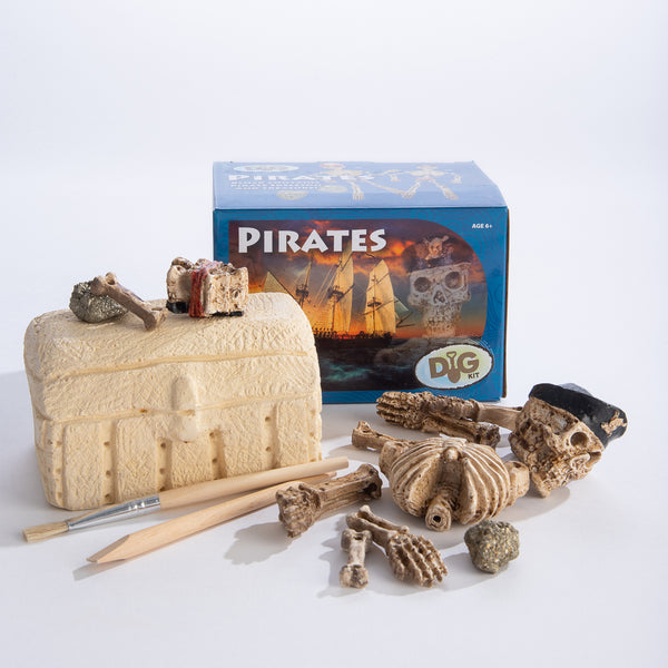 Pirates Dig Kit