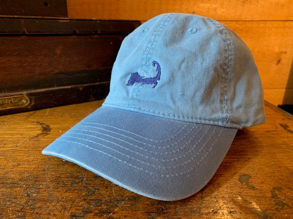 Cape Cod Hat Light Blue (universal)