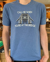 Bridge Shirt - Light Blue Tee (unisex)