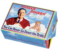 Mister Rogers Soap Bar