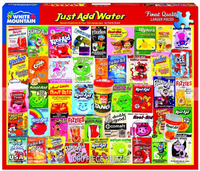 """Just Add Water"" Jigsaw Puzzle (1000 piece)"