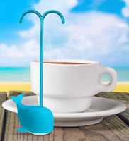 """Brew Whale"" Tea Infuser"