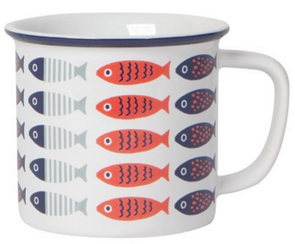 Little Fish Coffee Mug