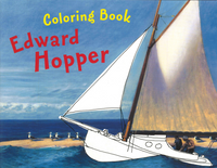 Edward Hopper - Coloring Books