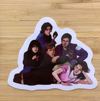 Breakfast Club Sticker