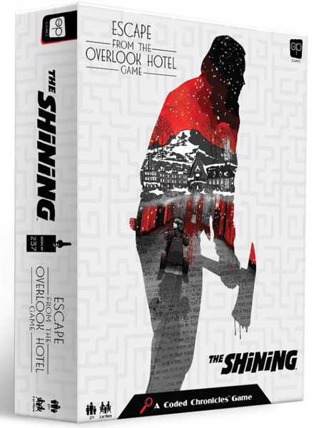 The Shining: Escape from the Overlook Hotel Game