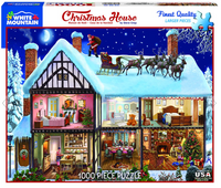 Christmas House Puzzle (1000 piece)