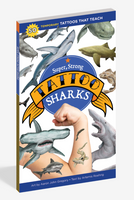 Super Strong Tattoo Sharks