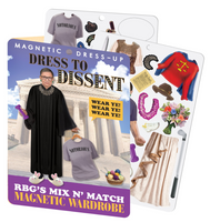 RBG Dress To Dissent Magnetic Play Set
