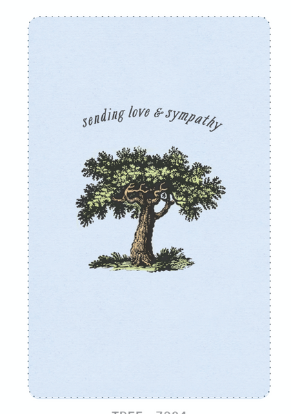 Sending Love and Sympathy Card