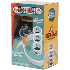 Desktop Skee Ball Game