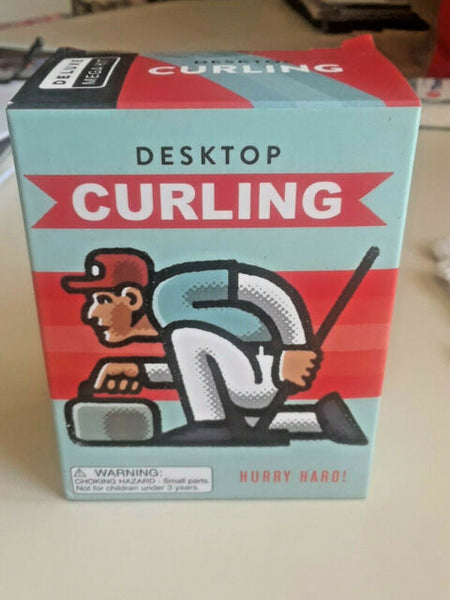 Desktop Curling