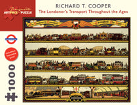 """The Londoner's Transport"" Jigsaw Puzzle (1000 piece)"