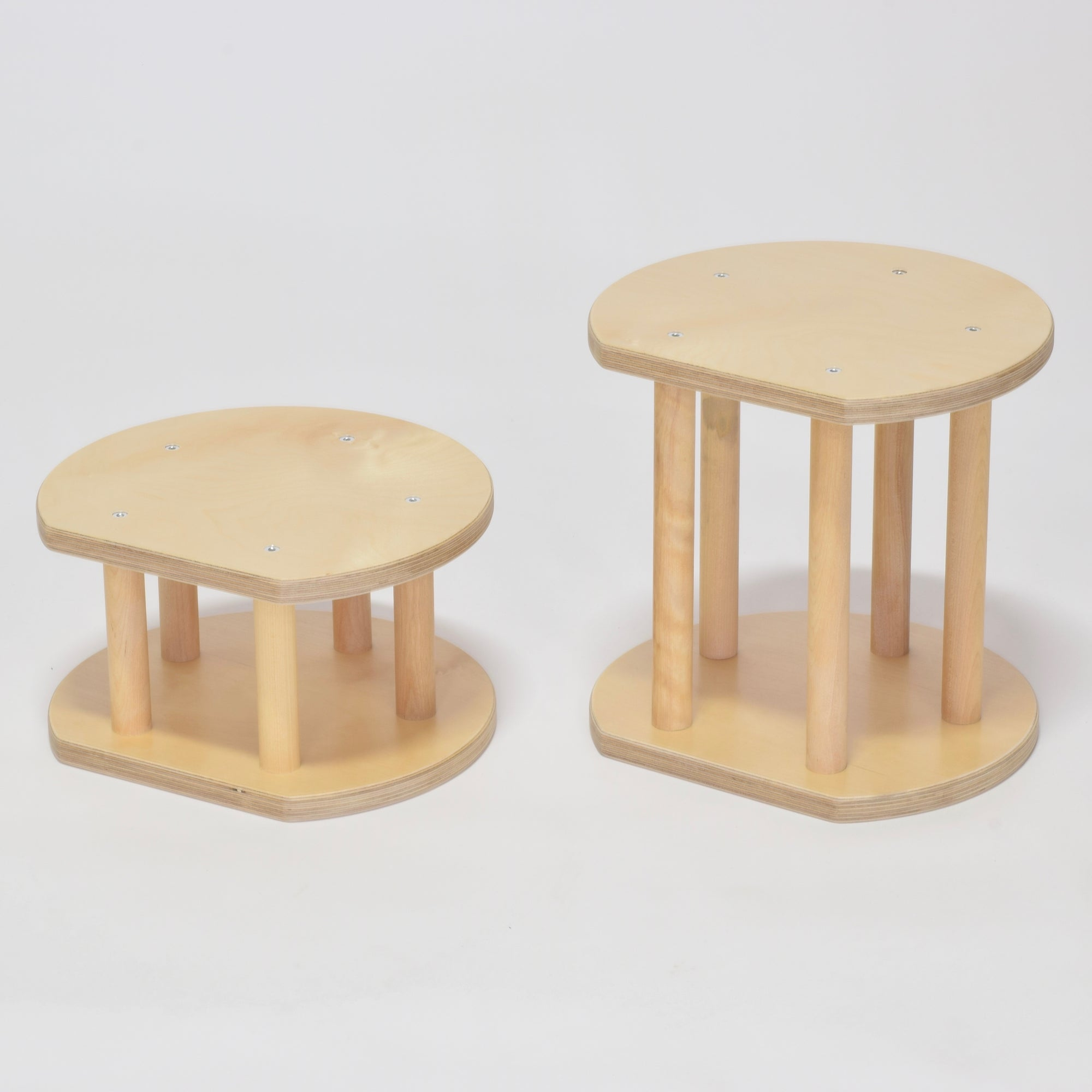 RAD Grow Stool inspired by Magda Gerber stool