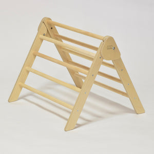 Foldable Pikler Triangle (Small) - RAD Children's Furniture - pikler triangle - montessori toddler furniture - climbing triangle - nursery room