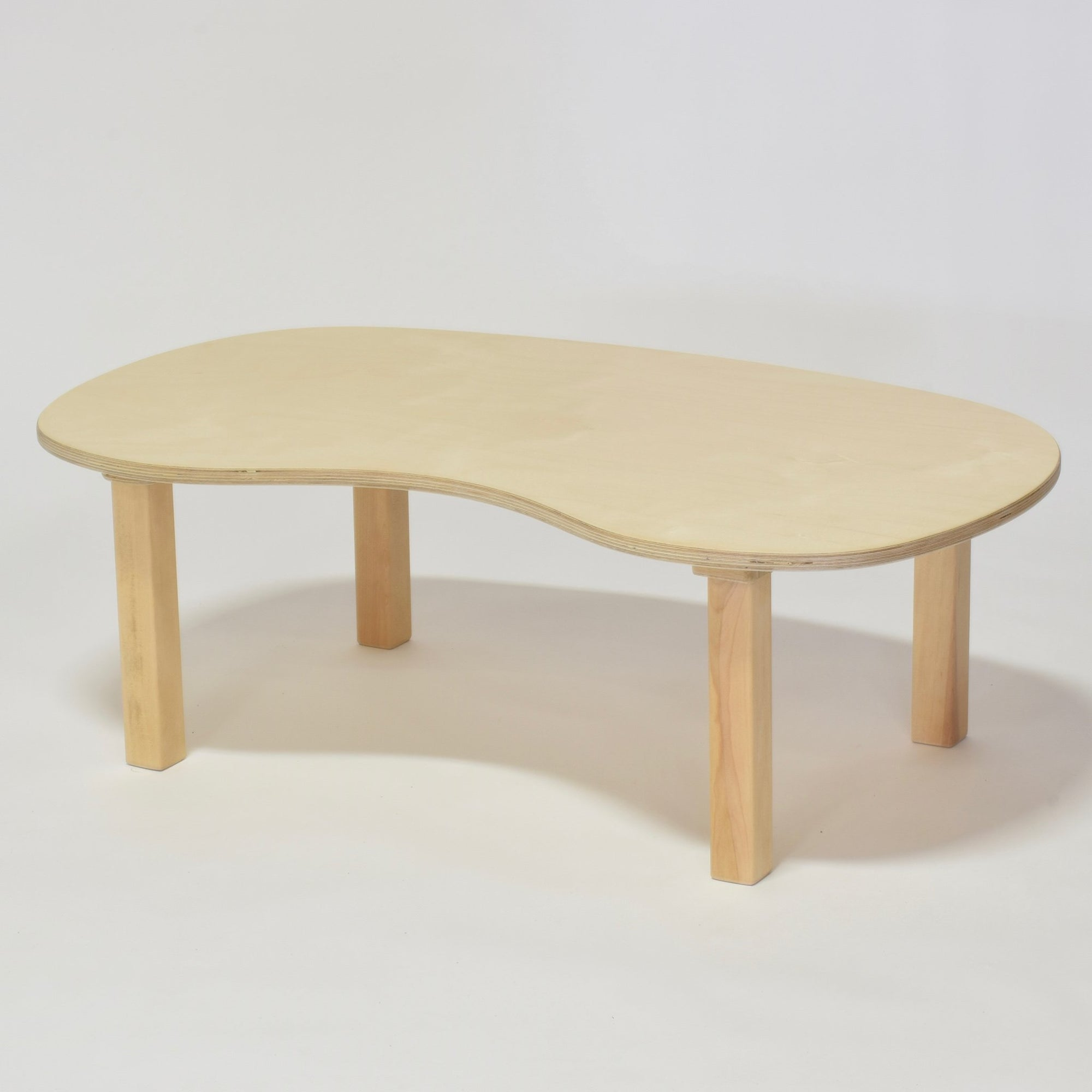 Kidney Table - RAD Children's Furniture - pikler triangle - montessori toddler furniture - climbing triangle - nursery room
