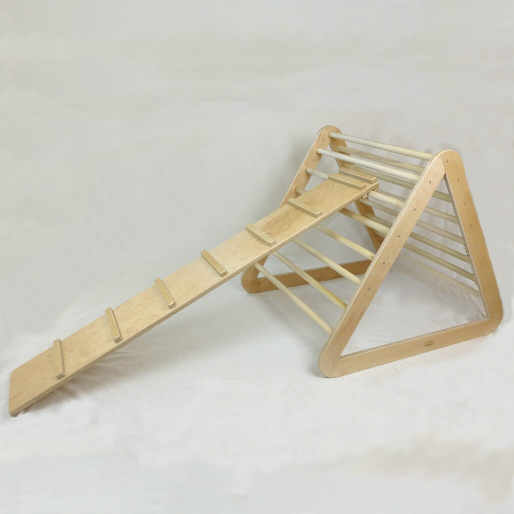 Pikler Triangle (Large) - RAD Children's Furniture - pikler triangle - montessori toddler furniture - climbing triangle - nursery room