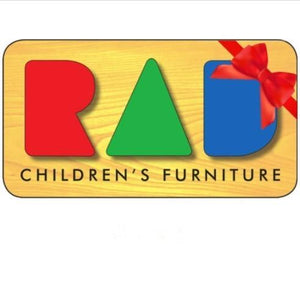 RAD Gift Card - RAD Children's Furniture - pikler triangle - montessori toddler furniture - climbing triangle - nursery room