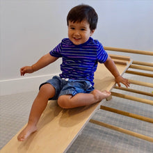 Load image into Gallery viewer, Reversible Climbing Ramp - RAD Children's Furniture - pikler triangle - montessori toddler furniture - climbing triangle - nursery room