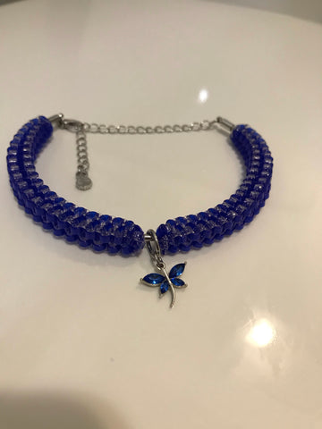 Butterfly effect Anklet