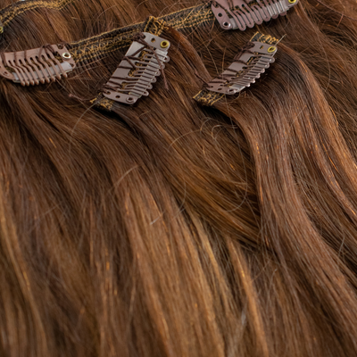 How to Create Clip-in Hair Extensions