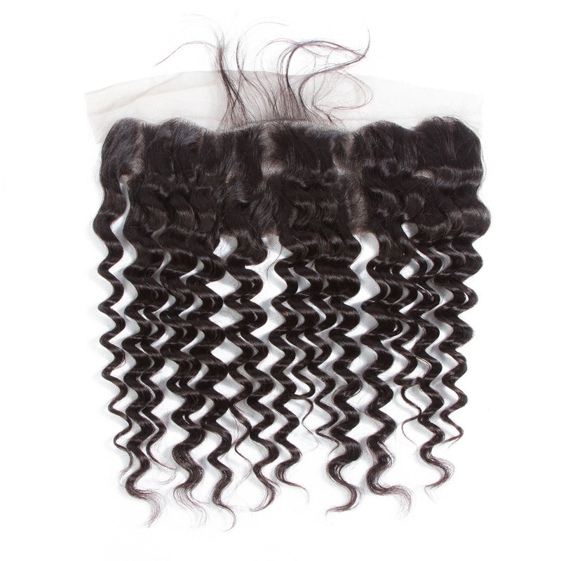 DEEP WAVE LACE FRONTAL 13x4 - 12