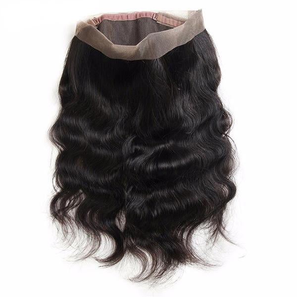 360 WAVY LACE FRONTAL - 12