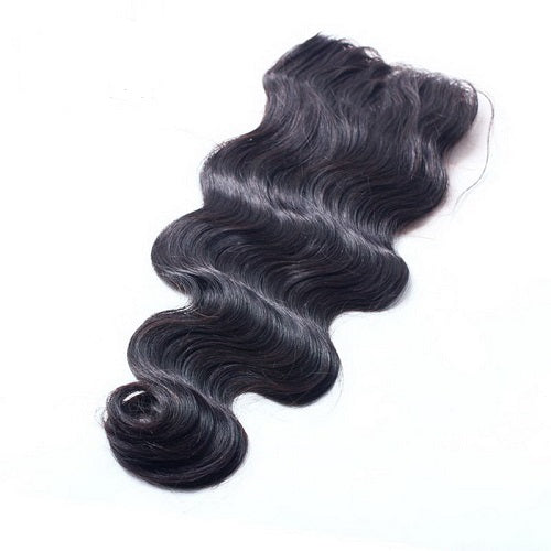 BODY WAVE SILK CLOSURE 4x4 - 12