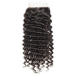 TRANSPARENT DEEP WAVE LACE CLOSURE 5x5 - 12