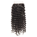 DEEP WAVE LACE CLOSURE 4x4 - 12