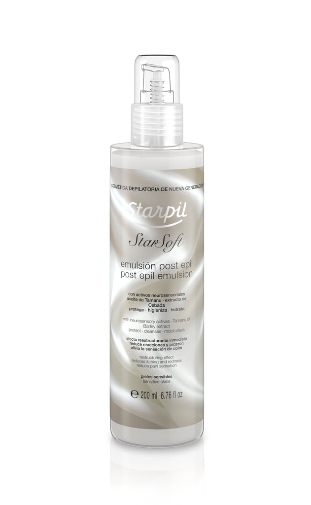 STARSOFT Post EPIL Emulsion 200ML