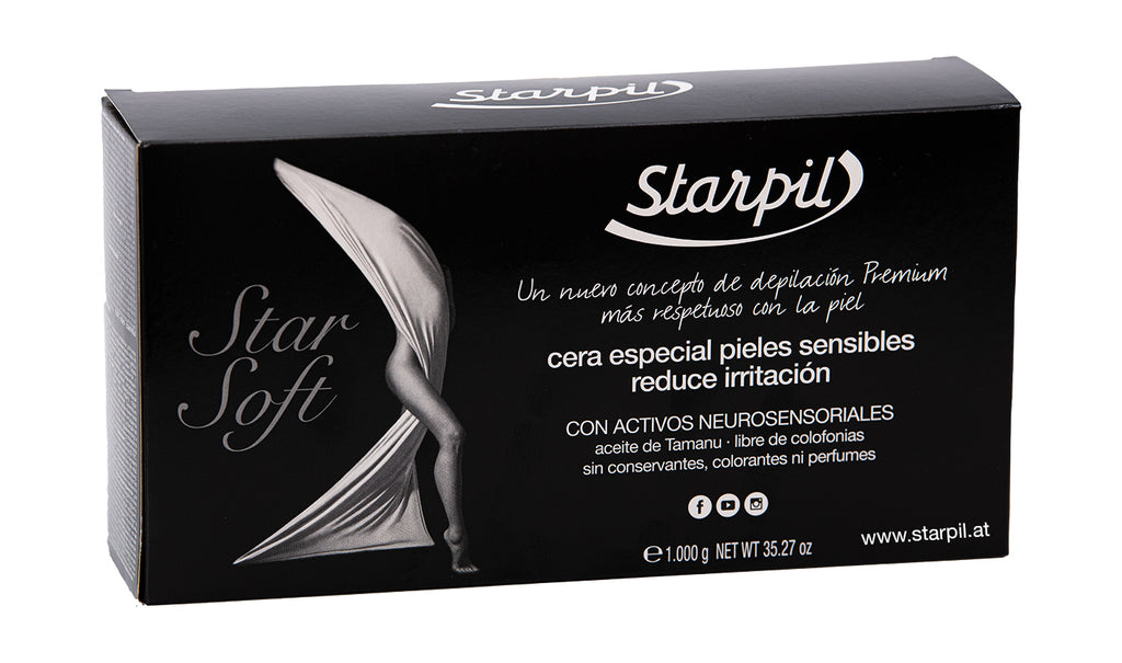 STRIPLESS STARSOFT 1KG | Starpil | Wachs kaufen | buy wax