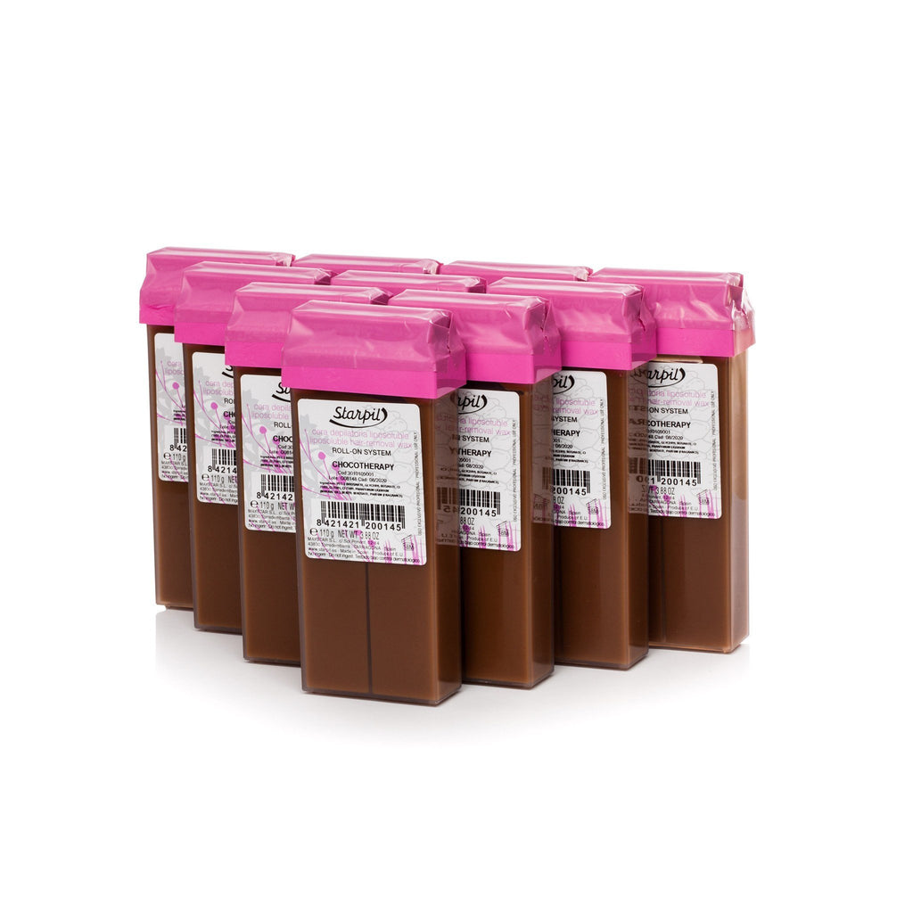 CHOCOLATE THERAPY ROLL-ON WAX 110g