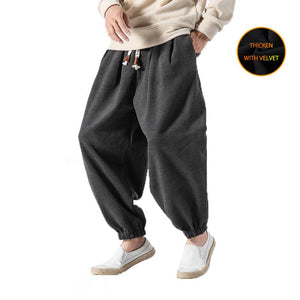 Casual Woolen Pant