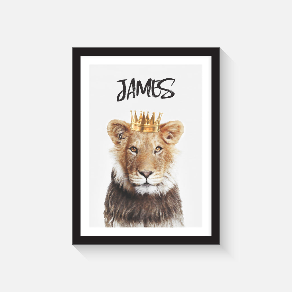 Lion King Personalised - Jenna Davie