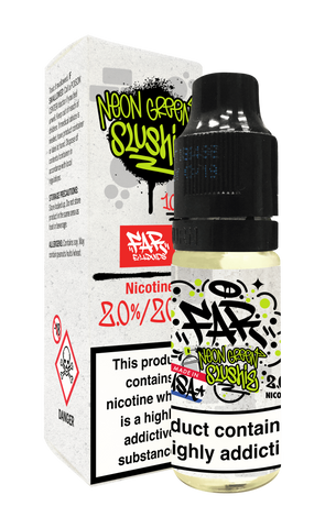 Far Neon Green Slush Nic Salt By Element Eliquid