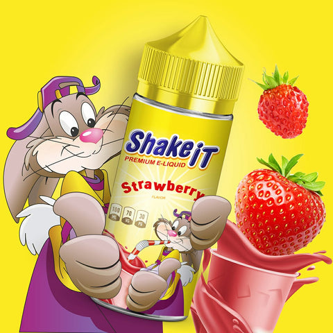 Strawberry By Shake it