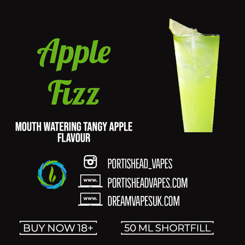 Apple Fizz By Dream Vapes