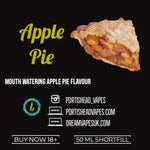 Apple Pie By Dream Vapes