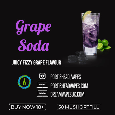Grape Soda By Dream Vapes
