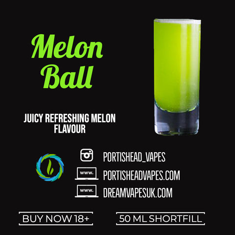 Melon Ball By Dream Vapes